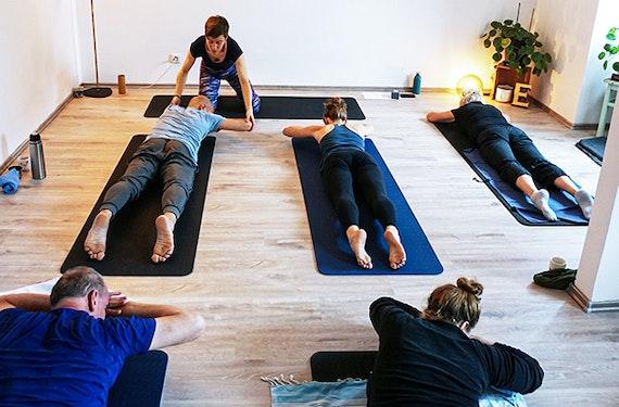 Online Pilates (60 Minuten)