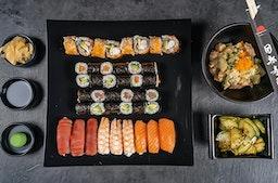Online Sushi Kochkurs (3 Std.)
