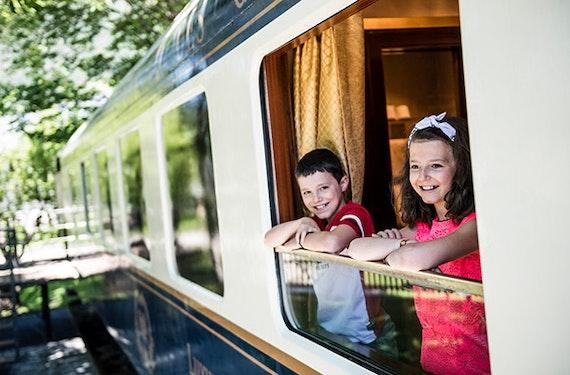 Nacht im Orient Express Waggon in Sterzing für bis zu 4 Personen