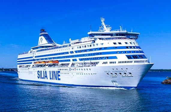 Ostsee Kreuzfahrt ab Stockholm für 2 (4 Tage)