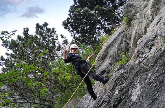 Outdoor Kletterkurs