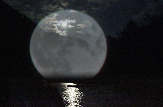 Paddel-Tour im Mondschein für 2