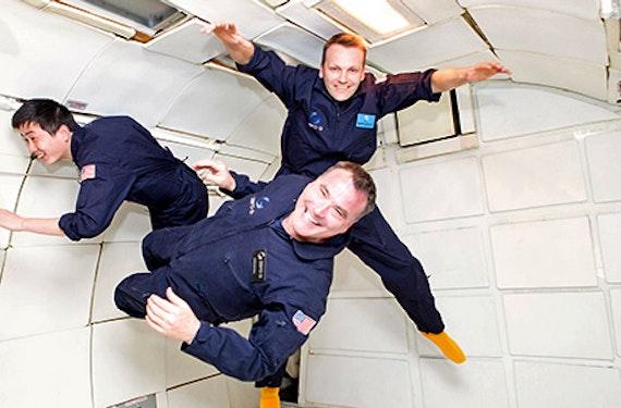 Parabelflug mit Astronautentraining (6 Tage)