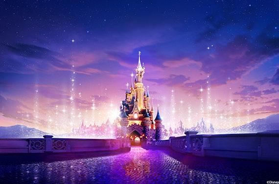 Städtetrip Paris mit Disneyland®-Ausflug für 2 (3 Tage)