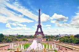 Städtetrip Paris mit Tickets zur Spitze des Eiffelturms für 2 (3 Tage)