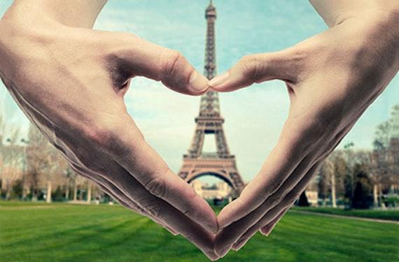 Liebeszauber in Paris für 2 (4 Tage)