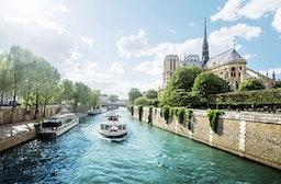Städtetrip Paris mit Louvre Besuch für 2 (3 Tage)