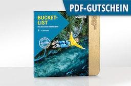 Erlebnis-Box 'Bucketlist' als PDF