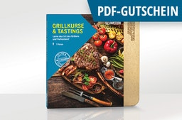 Erlebnis-Box 'Grillkurse und Tastings' als PDF
