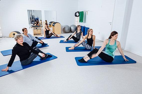 Pilates Onlinekurs (60 Min.)