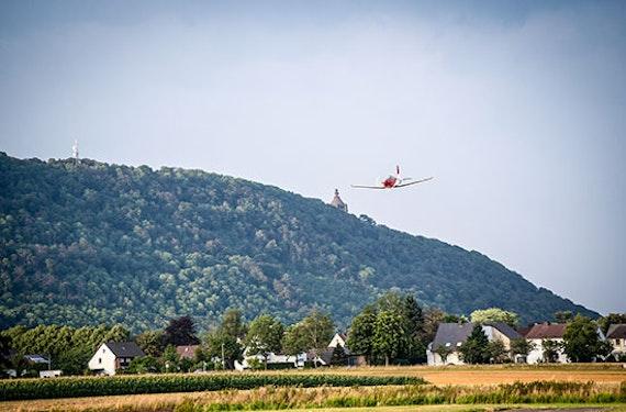 Kunstflug im Pilatus PC-7