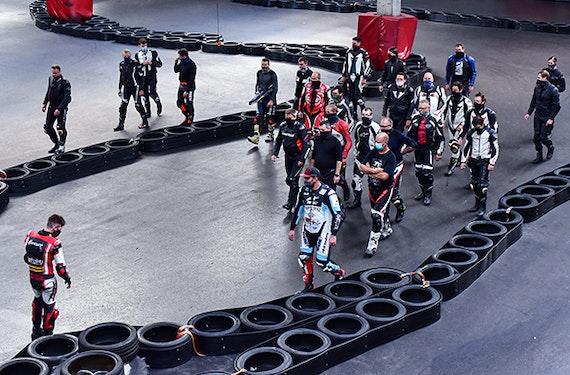 Pitbike Training für Fortgeschrittene