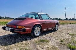 Porsche 911 Targa fahren in Würselen (1 Tag)