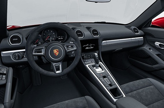 Porsche Boxster mieten