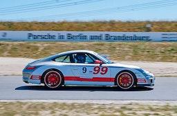 Porsche 911 Carrera 4S Renntaxi