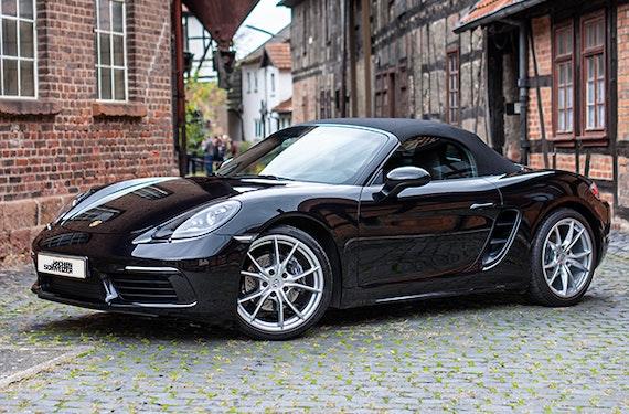 Porsche fahren in Niederaula (8 Std.)