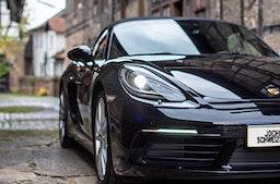 Porsche fahren in Niederaula (4 Std.)