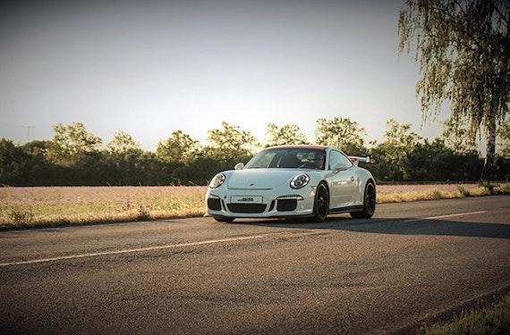 Porsche GT3 selber fahren (30 Minuten)