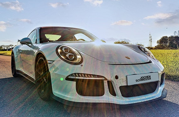 Porsche GT3 selber fahren (60 Minuten)