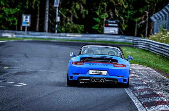 Rennstrecken Training im Porsche (1 Tag)