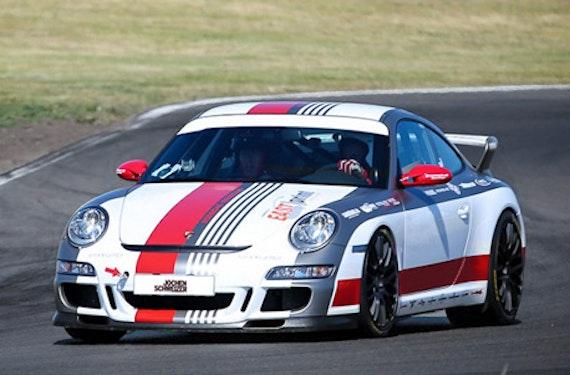 Porsche Renntaxi im 911 GT3 RS