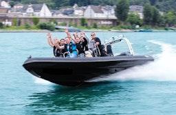 Powerboat fahren