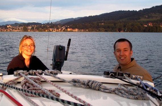 Privater Segel-Anfängerkurs für 1 - 3 Personen
