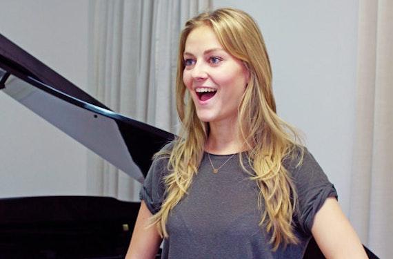 Professionelles Gesangscoaching in München