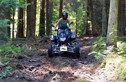 Quad On- und Offroad Tour Bayerischer Wald