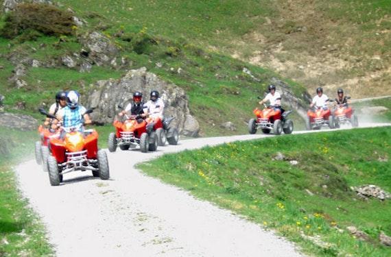 Quad Bergtour Interlaken