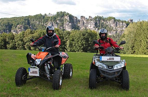 Quad Tour Elbsandsteingebirge