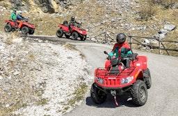 Panorama-Quad-Tour Kärnten