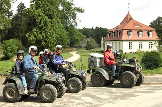 Quad Tour Mecklenburger Seen