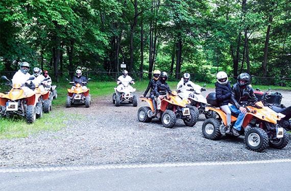 Quad Offroad Tour in Trier