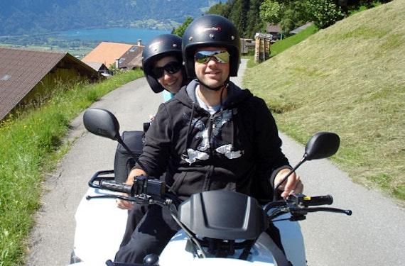 Quad Panorama-Tour im Berner Oberland