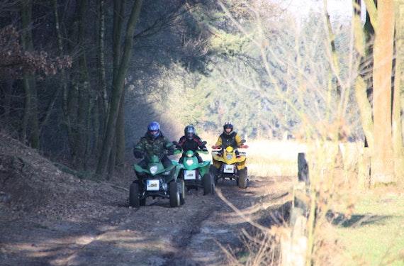 Quad Tour bei Rheine