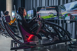 Racing Simulator (50 Minuten) - Jochen Schweizer Arena München