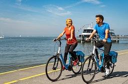 Radreise am Bodensee für 2 (6 Tage)