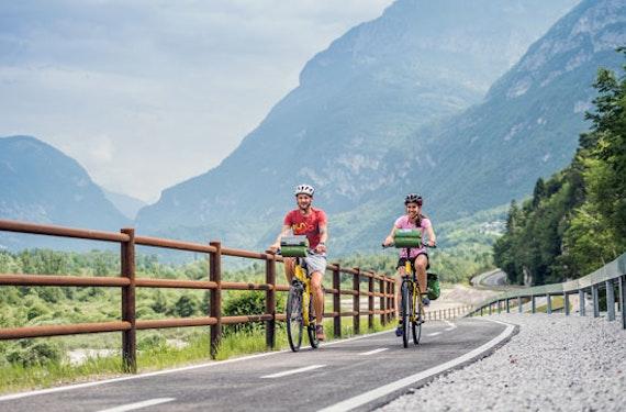 Radreise von Cortina nach Venedig (7 Tage)