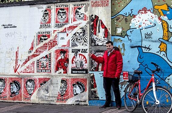 Radtour in Köln