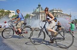 Sightseeing-Radtour in München