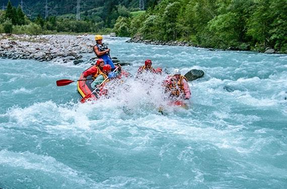 Rafting Rock 'n' Roll  in Kärnten oder Osttirol