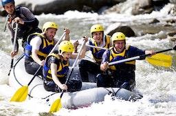 Rafting Schnuppertour im Zillertal