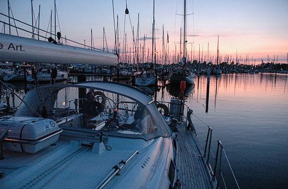 Regatta Segeln Rostock zur Hanse Sail