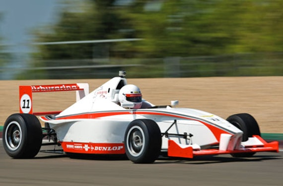 Formel-Rennlizenz am Nürburgring