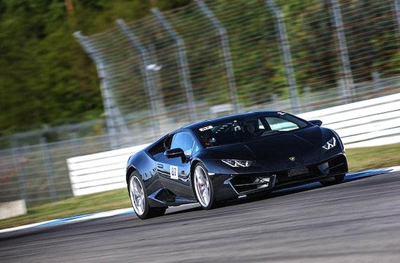 Rennstreckentraining Lamborghini Huracan
