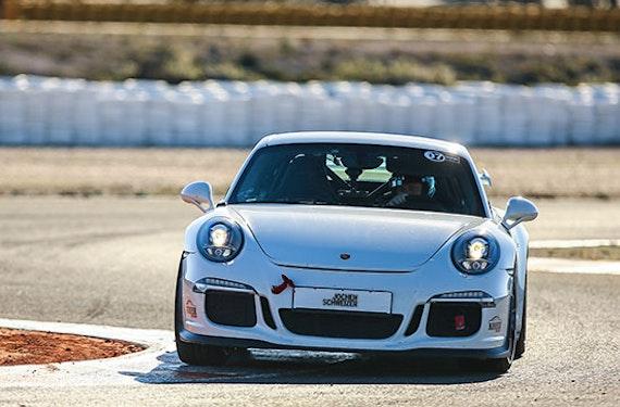 Rennstreckentraining Porsche 911 GT3 Clubsport