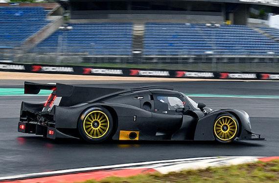 Renntaxi Le Mans Prototype (2 Rdn.)