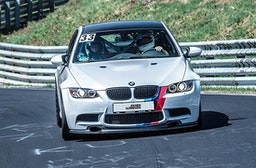 Renntaxifahrt BMW M2 Competition