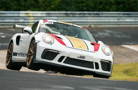 Renntaxi Nürburgring (2 Rdn.)